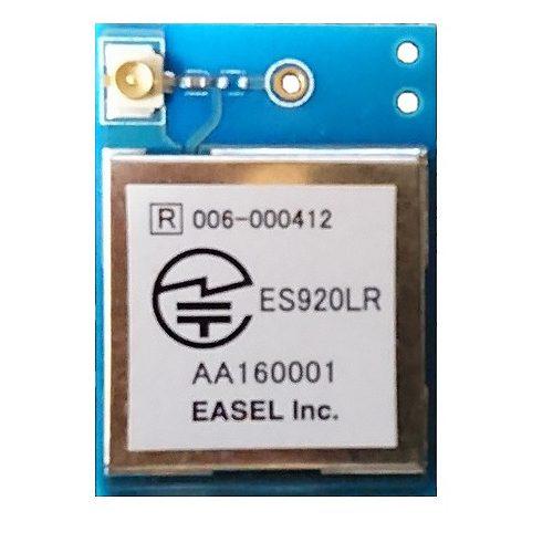 920MHz帯LoRaモジュール ES920LRの画像