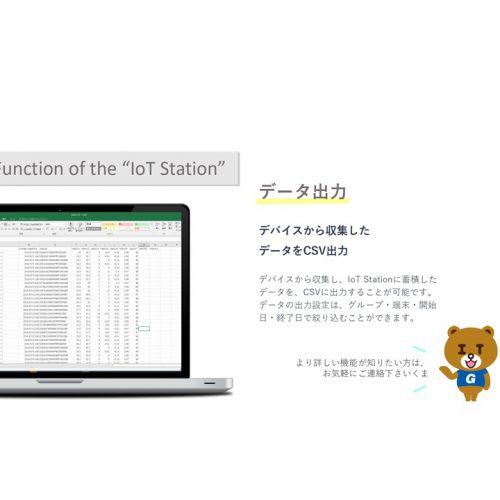 GENECH DATA SOLUTIONS (G-DAS) IoT Stationの製品画像6