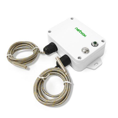 2Gangタイプ温度センサー R718B2の画像