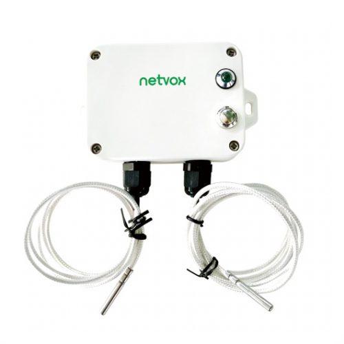 2Gangタイプ温度センサー R718CX2の画像