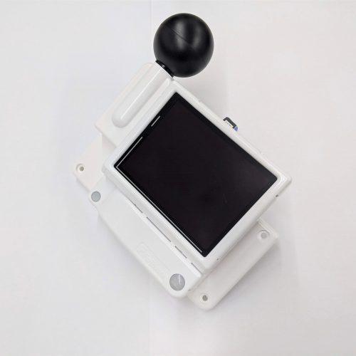 屋内センサノード用 黒球温度センサユニットFSN4K-EXT-GLT(MT)の画像