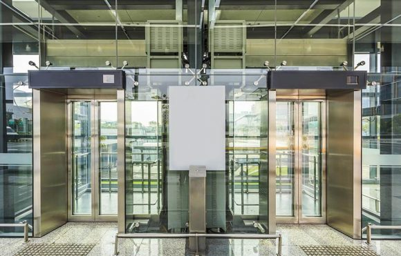 エレベーターの画像