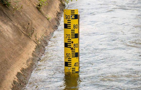 水位測定のイメージ