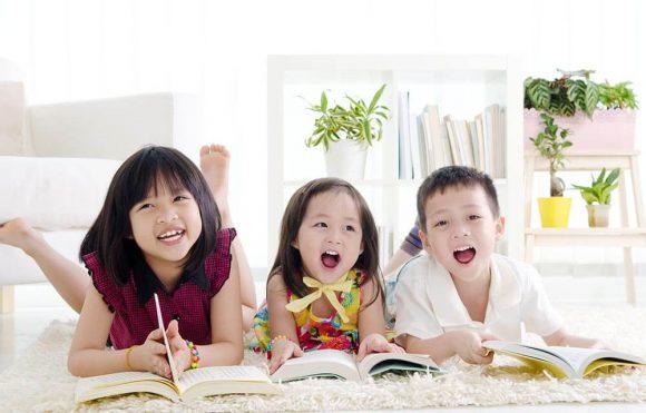 子供達の画像