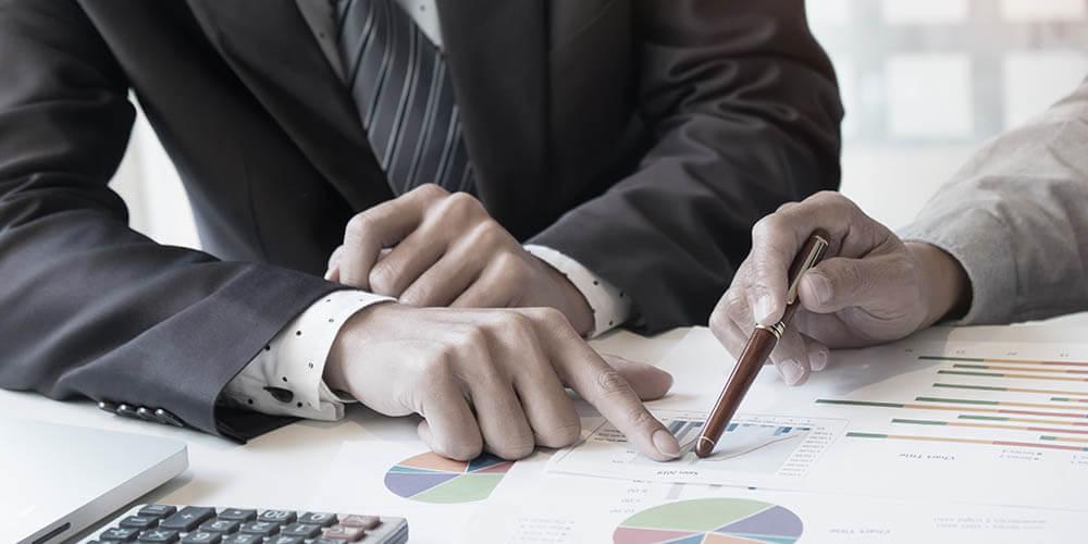 事業開発にたけたビジネスコンサルタントのイメージ