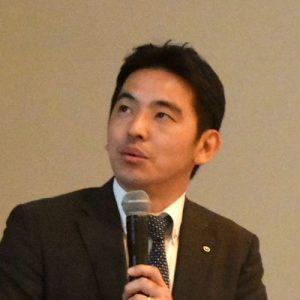 西日本電信電話株式会社 奥島 啓介氏