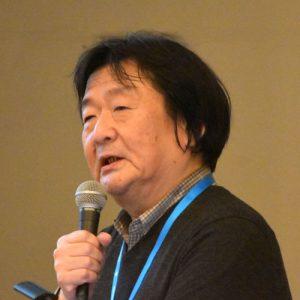 田丸喜一郎氏