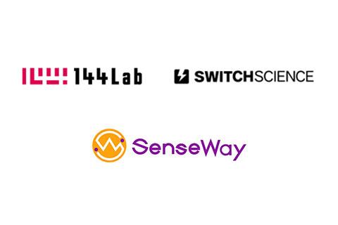 「144Labとセンスウェイ LoRaWAN(TM)を活用したデバイスとネットワークサービスの開発で協業 ~両社の強みを生かしたLPWAをより身近にすぐに使えるサービスの提供を開始~」のアイキャッチ画像