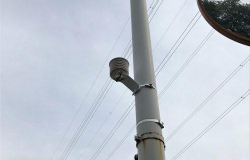 「環境モニタリングで熱中症対策などまちづくりに活用、 柏の葉エリア広域に設置したIoT温湿度センサー」のアイキャッチ画像