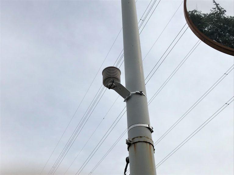 柏の葉環境センサー