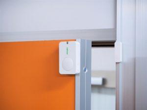 トイレドアセンサー設置イメージ