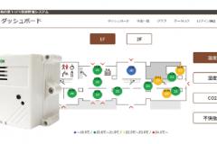 「京葉ガスとセンスウェイ、商業施設向け空調IoTソリューションを共同開発 ~IoTを活用した空調制御によって快適空間を実現、柏の葉T-SITEへ導入~」のアイキャッチ画像