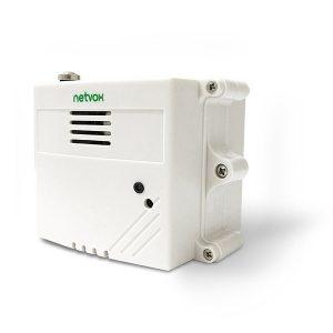 屋内用二酸化炭素濃度・温湿度センサー